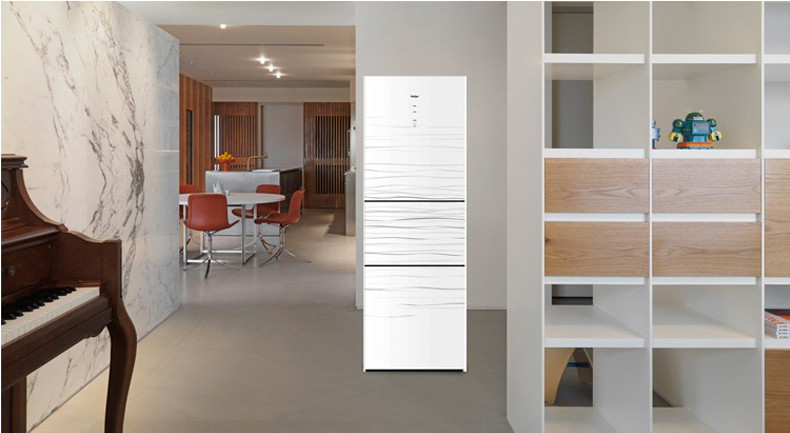 海尔冰箱 bcd-215secrj